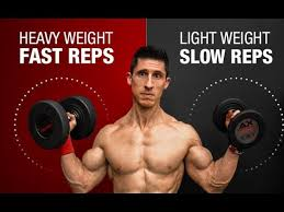 perform reps for most muscle growth