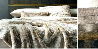 faux fur comforter set king faux fur comforters faux fur comforters perfect fur bedding king size for your most popular duvet faux fur comforters