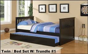 cheap twin beds. Interesting Beds Twin Bed Set WTrundle 1  In Cheap Beds N