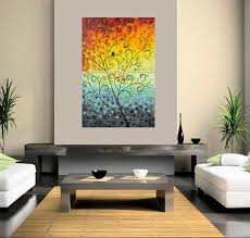 office wall paintings. Perfect Wall Dawn By QIQIGallery 24 Inside Office Wall Paintings N