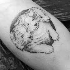 Tetování Yggdrasil