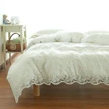 white embroidery lace egyptian cotton duvet cover set shabby chic duvet covers queen shabby chic duvet covers nz shabby chic quilt covers australia