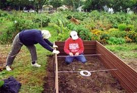 Small Picture Wheel Chair Accessible Raised Beds
