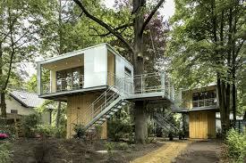 Modern Tree Houses Modern Tree House Plans Escortsea