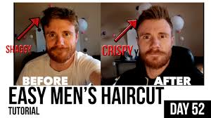 easy men s haircut style for do it yourselfers how to