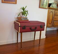 Suitcase Nightstand diy vintage suitcase decor ideas 1017 by guidejewelry.us