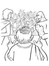 Het Leven Van Jezus Les 24 De Rechtszaak En Loochening Van Jezus