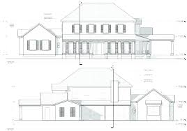 elevation of house plan elevation of my house house plan elevation drawings draw my house plans