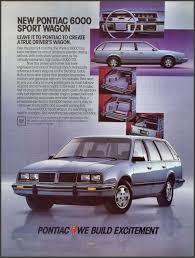 1984 pontiac 6000 information and photos momentcar pontiac 6000 1984 5