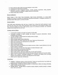 Sample Resume For Health Education Specialist Refrence Cover Letter