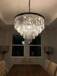apex odeon crystal fringe chandelier reviews by italian concept view fares