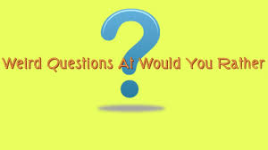 best would you rather questions you can ever ask someone 25 would you rather go deep sea diving or bungee jumping