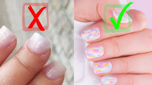 Girly Nail Designs For Short Nails Best And Worst Nail Art Ideas For Short Nails