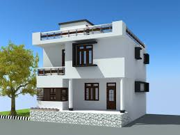 Small Picture House Design 3d On 1200x900 House 3D Interior Exterior Design