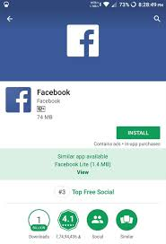 Applications Android Much The Why App Facebook So Does Consume FRZRwx