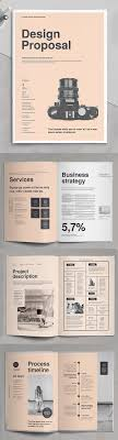Business Proposal Templates | Design | Graphic Design Junction