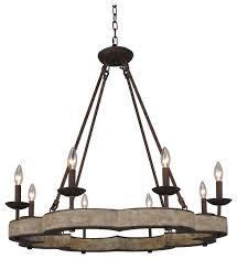 black metal chandelier. Juneau Chandelier Black Metal