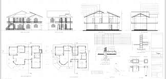 modern architectural drawings. Interior Magnificent Modern Architectural Drawings V