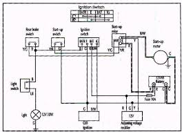 lifan 49cc wiring diagram service schematics gas and electric scooters two cycle four cycle 49cc engine trouble shoot electric start lifan 110 atv wiring diagram images
