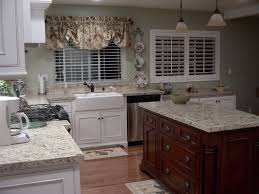 Santa Cecilia Granite Kitchen St Cecilia Light Granite