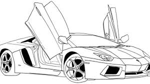 Cool Car Coloring Pages Coloring Book Thejourneyvisvicom Cool Car