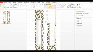 How To Create Binder Spines In Word Editing Spines Labels For Binders Youtube