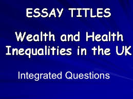 pass modern studies higher essay titles wealth
