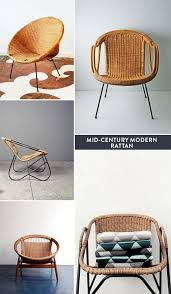 A We Had These All Of My Childhood They Were Cheap And We To Keep  Replacing Them Unraveled Constantly 3 Kids Midcentury Modern Wicker