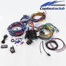 universal wiring harness ebay universal 12 circuit wiring harness at Universal Ford Wiring Harness