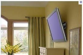 a bedroom tv should be tilted downward for easier viewing