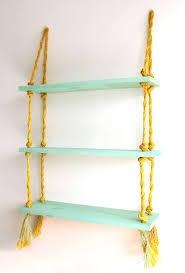 diy rope shelf apieceofrainbowblog 3