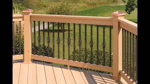 Deck Railing Designs Images Outdoor Railing Design Layjao
