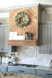 range hood cover. Decorative Range Hoods Vent Wooden Hood Covers Wood Cover Kitchens Metal