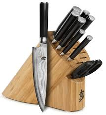 Shun Classic 10-piece Knife Block Set Review