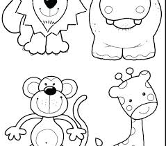 Zoo Pictures To Color Put Me In The Zoo Coloring Free Coloring