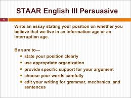 starr writing samples and tips ppt 17