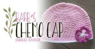 Crochet Chemo Hat Pattern Impressive Barb's Chemo Cap Crochet Pattern Little Monkeys Crochet