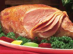 Preparing And Serving A Smithfield Country Ham Christmas