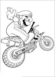 Small Picture Mario Kart 8 Coloring Pages Super ColoringStar Within zimeonme