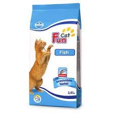 <b>Сухой корм Farmina Fun</b> Cat, рыба, 20 кг (2352585) - Купить по ...