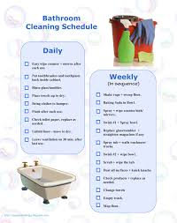 My Great Challenge Bathroom Cleaning Routine