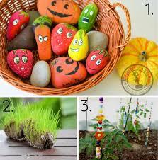 18 stunning garden crafts or kids