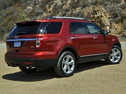 with third row seating 2016 ford explorer remains the most por midsize suv ny daily
