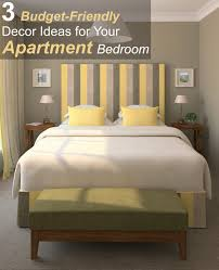 How To Decorate A Small Bedroom Apartment Simple Design Elegant Design Small Bedroom With Large