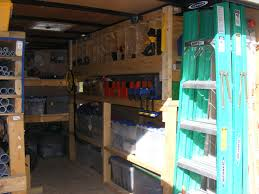 Cabinets For Cargo Trailers New Enclosed Trailer On Order Show Me How You Set Up Your Layout