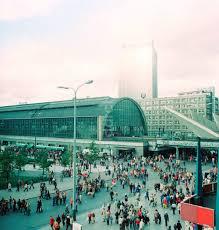 DDR-Bildarchiv: Berlin - Bahnhof Alexanderplatz in Berlin, der ehemaligen  Hauptstadt der DDR, Deutsche Demokratische Republik
