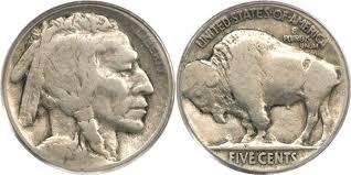 V Nickel Value Chart How To Grade Buffalo Nickels