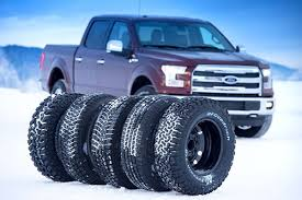 Diggin' Snow: We Test The Best Tread Design For Driving In Snow
