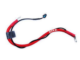 bmw 5 series e60 520d m sport fuse box positive battery cable image is loading bmw 5 series e60 520d m sport fuse