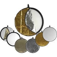 impact 5 in 1 collapsible circular reflector disc 42